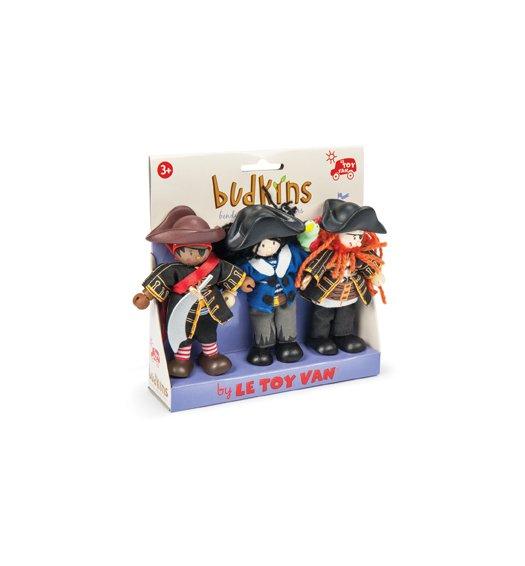 Le Toy Van Budkins - Buccaneers Gift Pack - BK916
