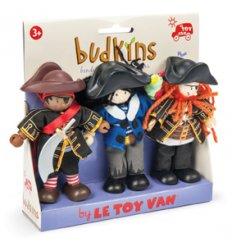 Le Toy Van Budkins - Buccaneers Gift Pack -