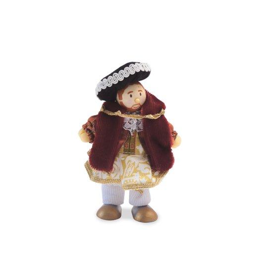 Le Toy Van Budkins - King Henry VIII - BK991