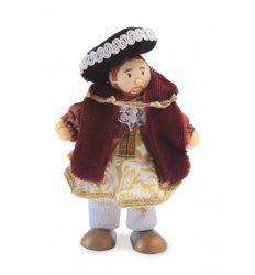 Le Toy Van Budkins - King Henry VIII -