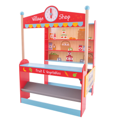 Bigjigs Village Shop -