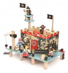 Le Toy Van Buccaneer's Pirate Forte -