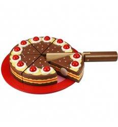 Bigjigs Chocolate Party Cake - BJ375