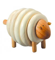PlanToys Lacing Sheep - 0515000