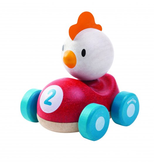 PlanToys Chicken Racer - 0567900