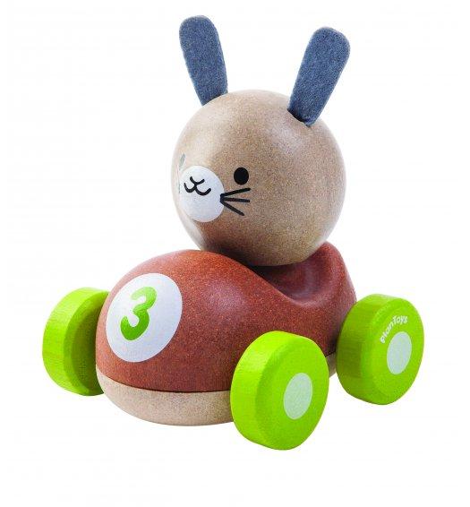 PlanToys Bunny Racer - 0568000