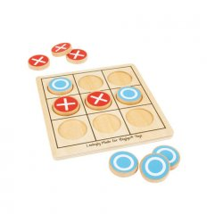 Bigjigs Noughts & Crosses -