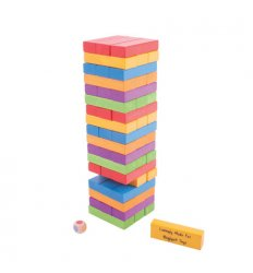 Bigjigs Stacking Tower -