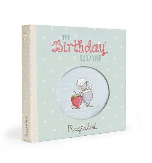 Ragtales Birthday Surprise Rag Book - 803