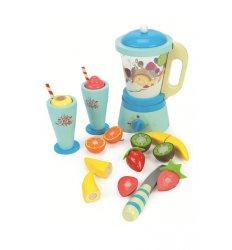 Le Toy Van Blender Set 'Fruit & Smooth' - TV296