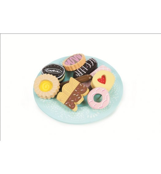 Le Toy Van Biscuit & Plate Set - TV298