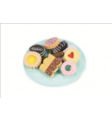 Le Toy Van Biscuit & Plate Set - TV298