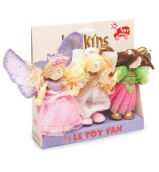 Le Toy Van Budkins Gift Pack - Truth Fairy -
