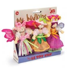 Le Toy Van Budkins Gift Pack - Garden Fairy -