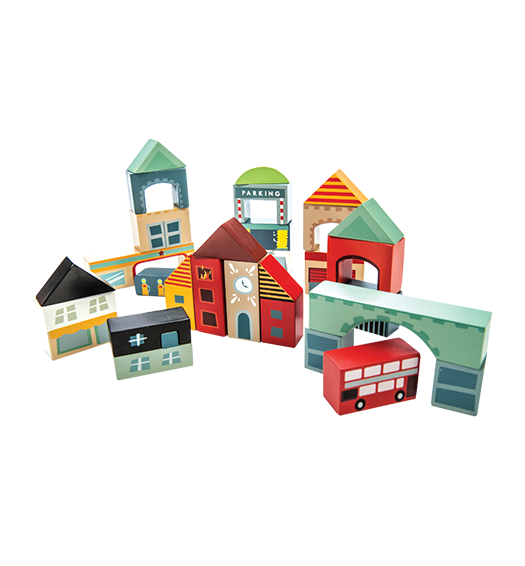 Le Toy Van Round the Block - TV806