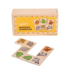 Bigjigs Safari Dominoes -