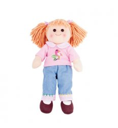 Bigjigs Molly Doll -