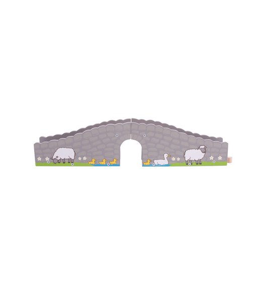 Bigjigs Farm Bridge - BJT246