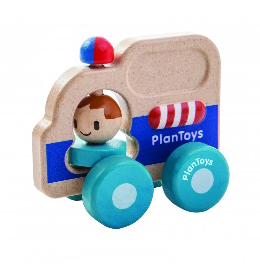 PlanToys Rescue Car - 5686