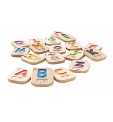 PlanToys Braille Alphabet -