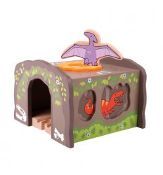 Bigjigs T Rex Tunnel -