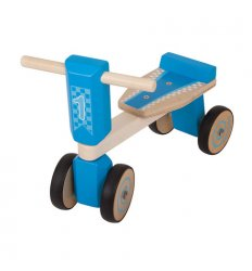 Bigjigs Blue Trike - BJ792