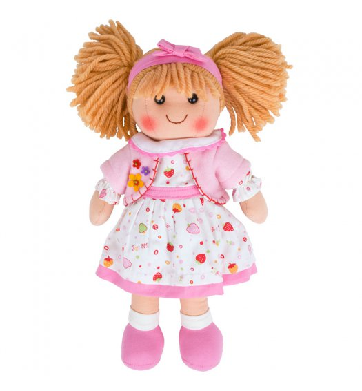 Bigjigs Kelly Doll - BJD013