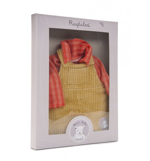 Ragtales Dungaree Set - 404