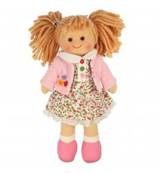 Bigjigs Poppy Doll -