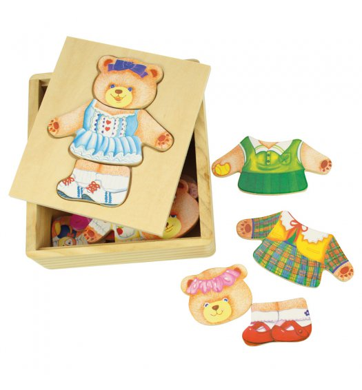 Bigjigs Mrs Bear - BJ764