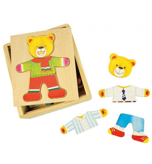 Bigjigs Mr Bear - BJ765