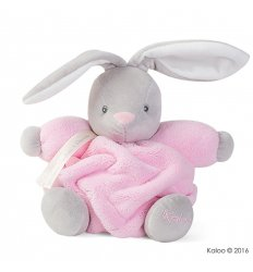 Kaloo Plume - Small Chubby Rabbit (Light Pink) -