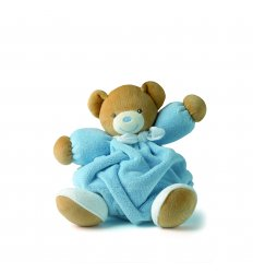 Kaloo Plume - Medium Chubby Bear (Blue) -