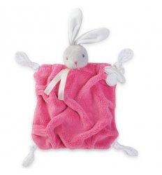 Kaloo Plume - Raspberry Rabbit Doudou -