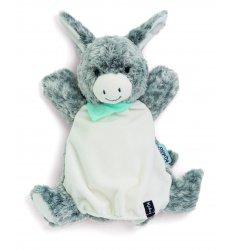 Kaloo Les Amis - Donkey Doudou Puppet -
