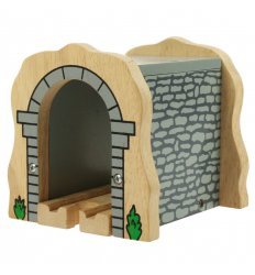 Bigjigs Grey Stone Tunnel - BJT120