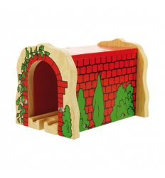 Bigjigs Red Brick Tunnel -