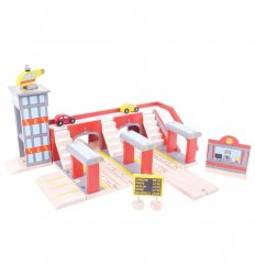 Bigjigs Grand Central Station - BJT272