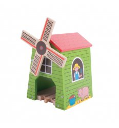 Bigjigs Country Windmill -