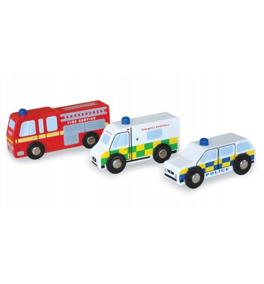 Indigo Jamm Emergency Vehicles - IIJ8023