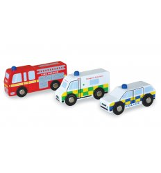 Indigo Jamm Emergency Vehicles - IIJ8023