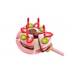 HAPE Double Flavoured Birthday Cake - NEW - E3140
