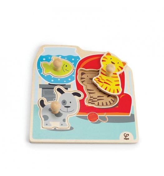 HAPE My Pets Peg Puzzle - E1300