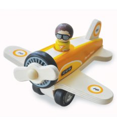 Indigo Jamm Percy Plane -