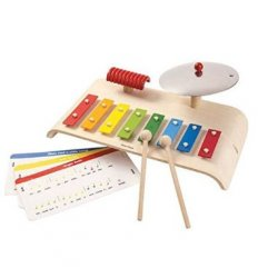 PlanToys Musical Set -