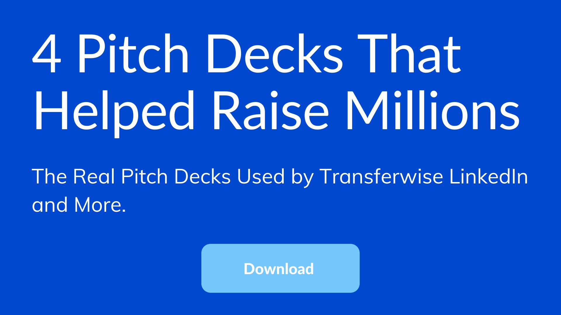 4 Pitch Decks That Helped Raise Millions - Altar.io