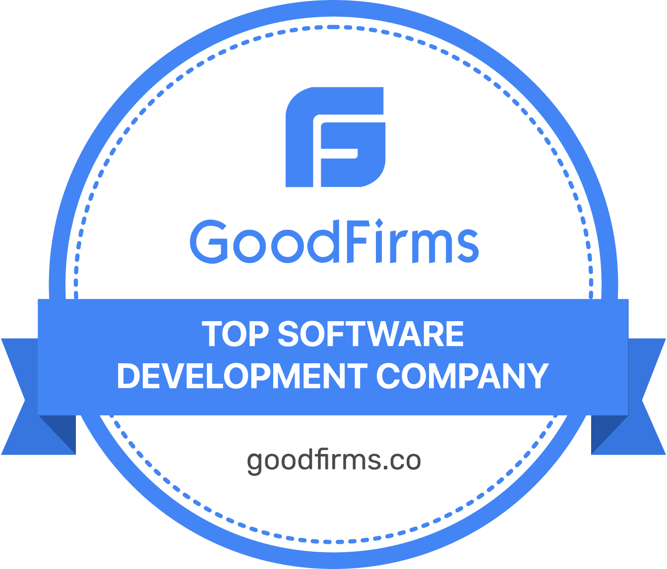 Altar.io - Goodfirms Award