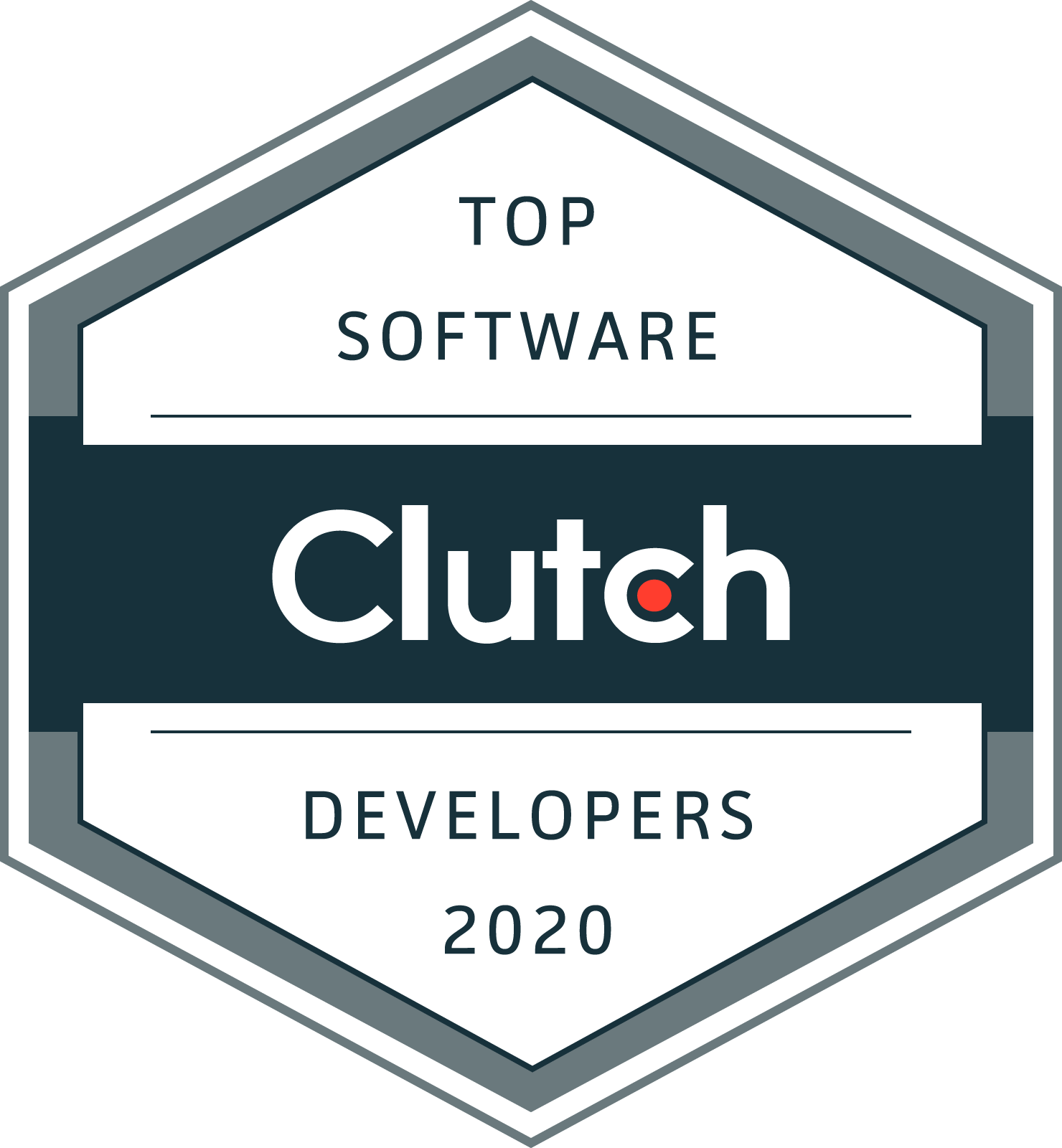 Clutch Award 1 - Altar.io