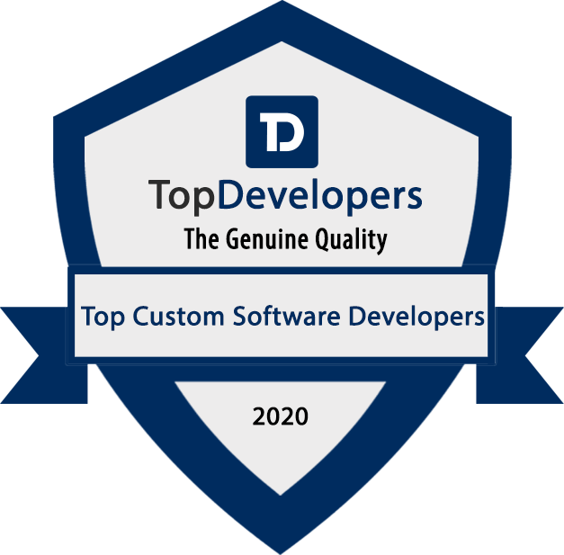 Altar.io Award - Top custom software developers - TopDevelopers.co