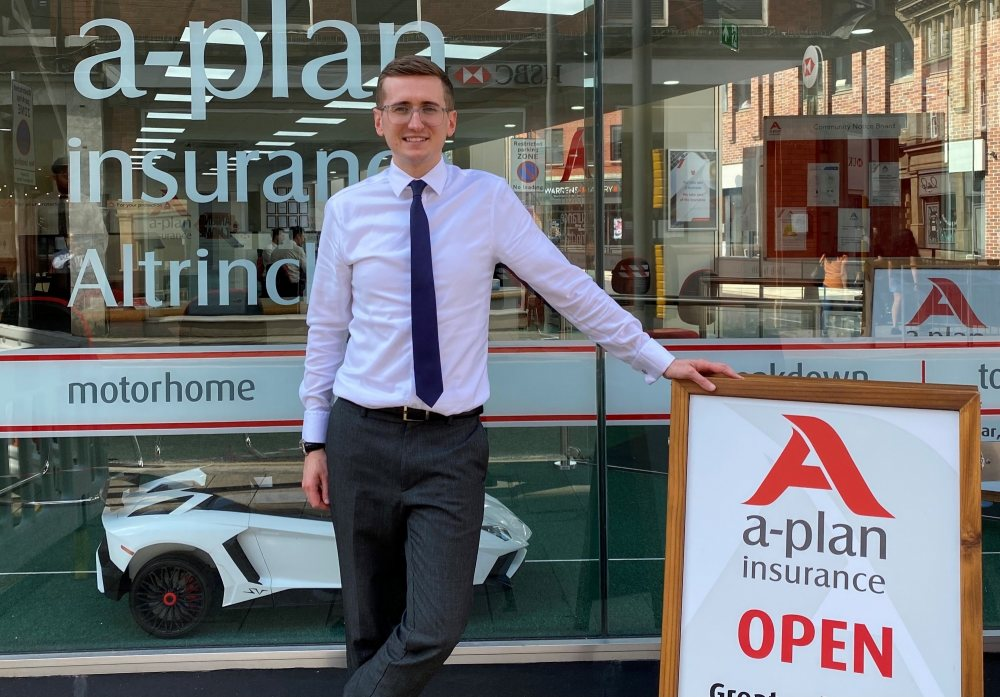 A-Plan helps raise money for local schools